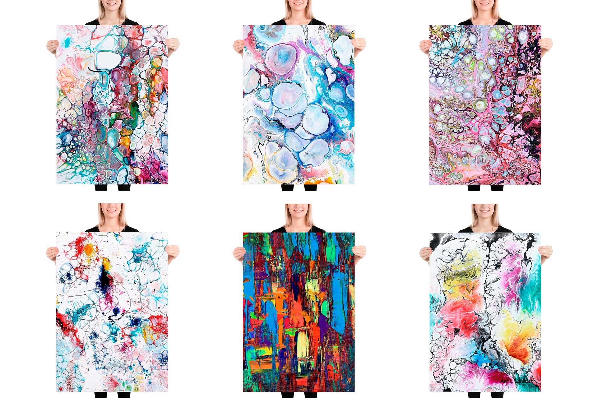 XXL Poster Wandposter Kunstposter Artposter Fine Art Prints online kaufen