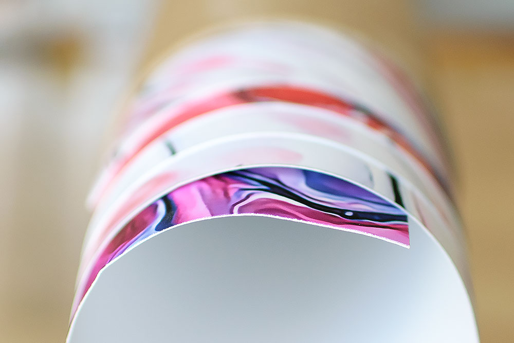 Poster Wandposter Artposter Kunstposter Fine Art Print bedruckt auf Premiumpapier