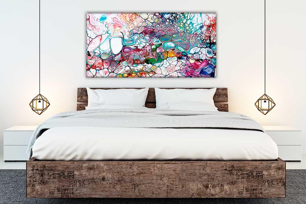 Kunstdrucke und Bilder für Schlafzimmer online kaufen