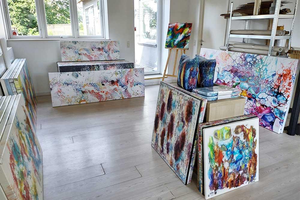 Überblick über meine Galerie